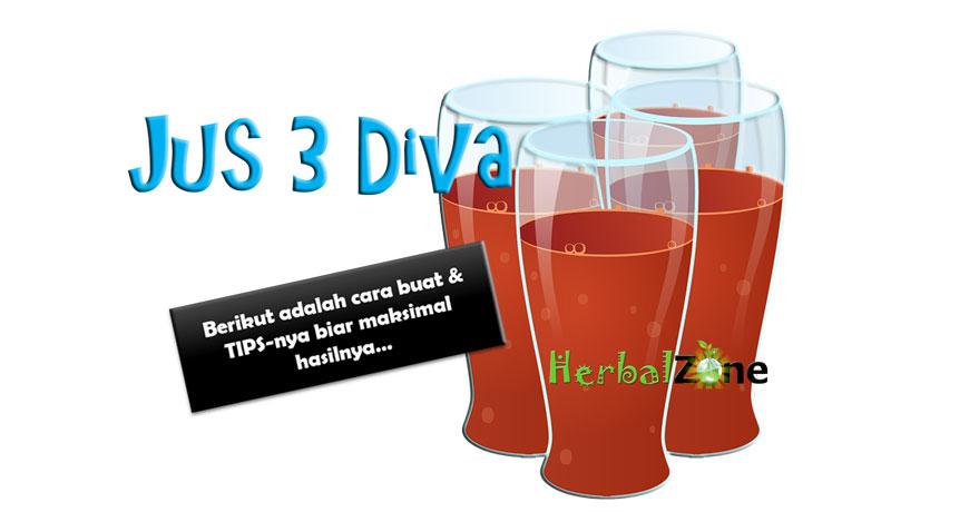Jus 3 Diva : Manfaat Jus Apel Wortel dan Tomat untuk Kesuburan