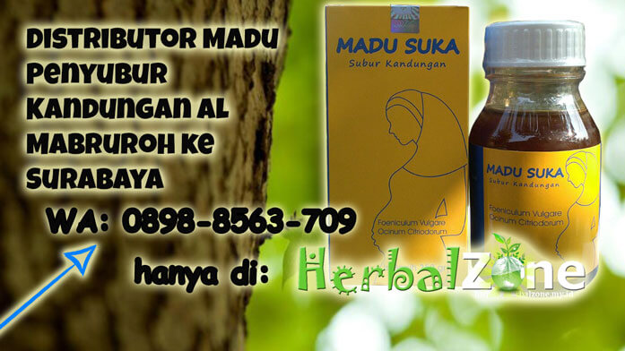 Distributor Madu Penyubur Kandungan Al Mabruroh Di Surabaya