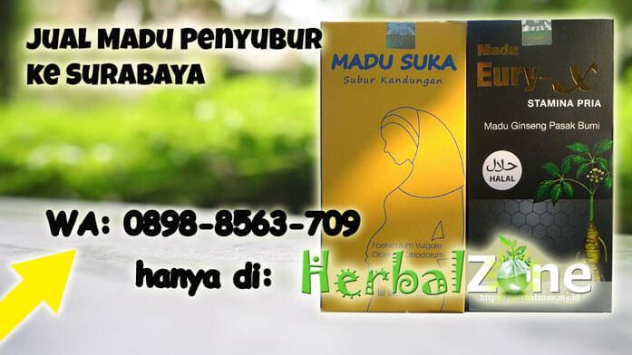 Jual Madu Penyubur Di Surabaya