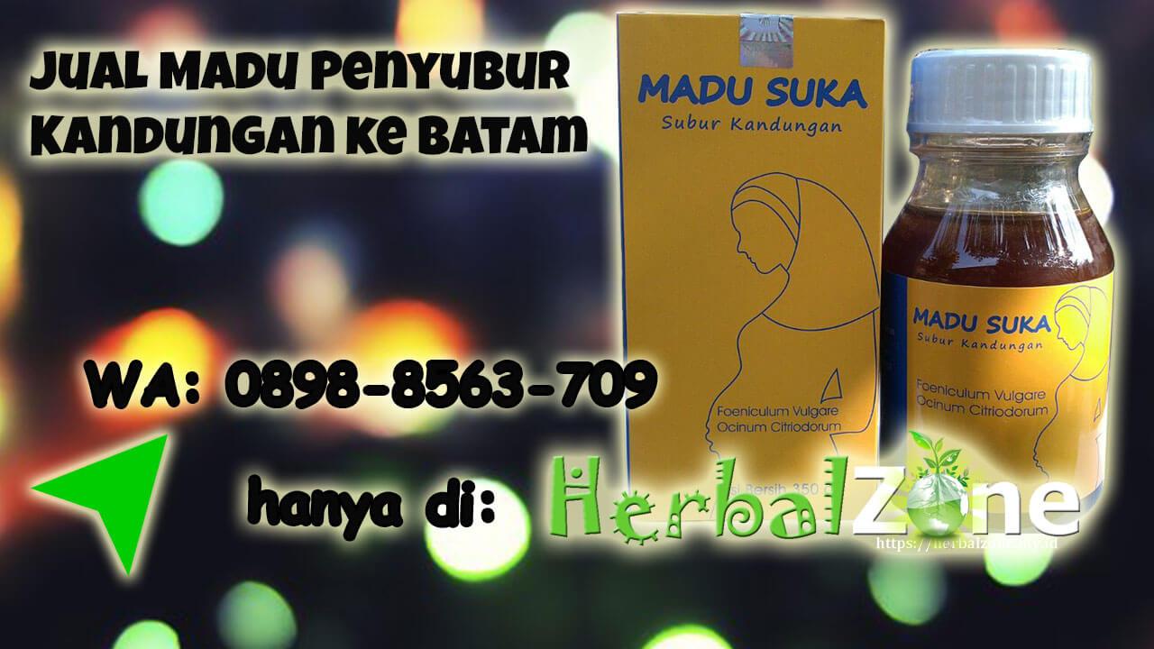 HerbalZone Jual Madu Penyubur Kandungan ke Batam