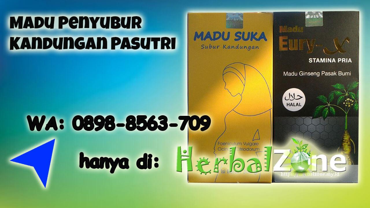 Tersedia Madu Penyubur Kandungan Pasutri Order ke 0898-8563-709