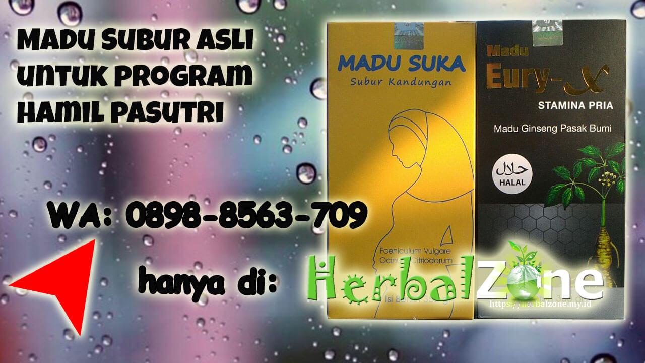 HerbalZone Jual Madu Subur Asli Top Quality Order ke 0898-8563-709