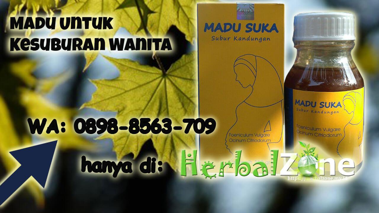 Kami Menjual Madu Untuk Kesuburan Wanita Order ke 0898-8563-709