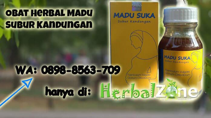 Obat Herbal Madu Subur Kandungan
